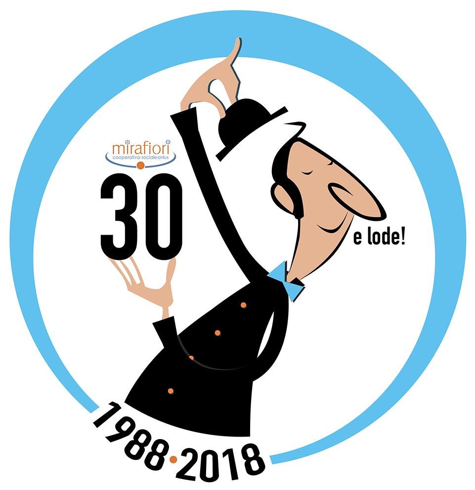 SAPER ESSERE È SAPERE AMARE - 30 anni Cooperativa Mirafiori